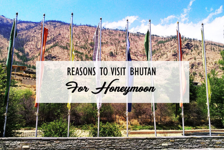 Bhutan Honeymoon Cover