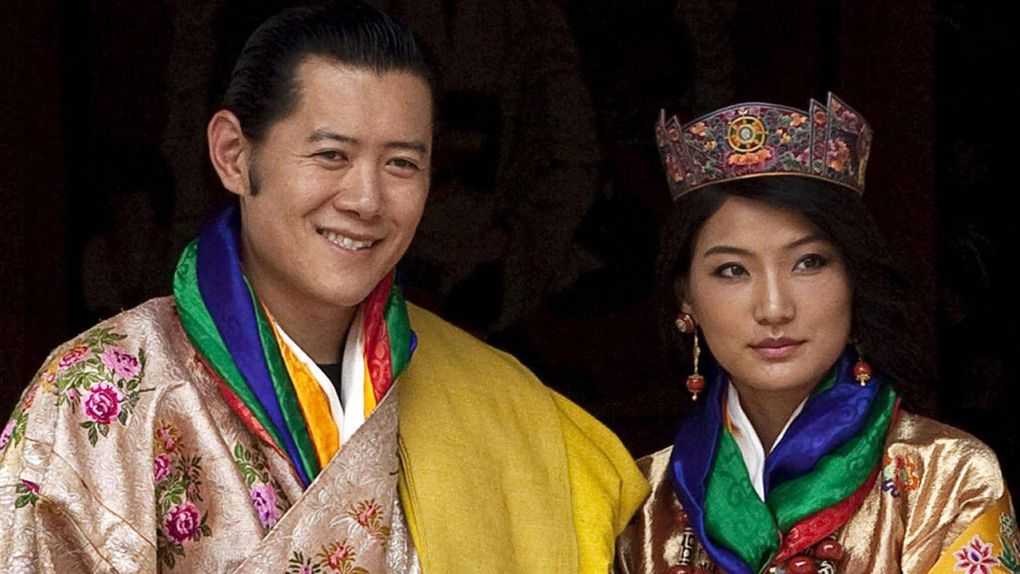 Bhutanese Are Fond Of Royal Family 3