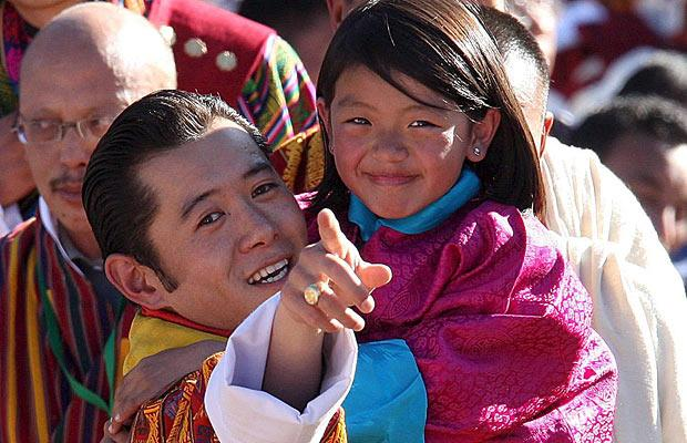 Bhutanese Are Fond Of Royal Family 4