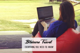 Bleisure Travel Cover 2