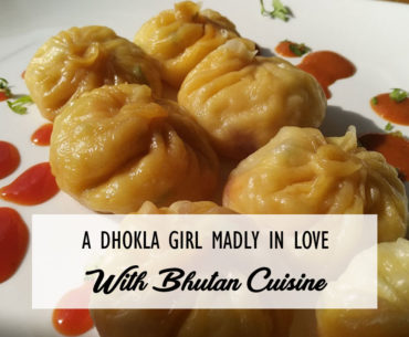 Dhokla Girl Cover