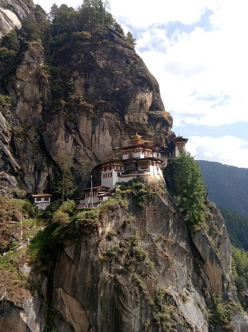 Must See Places In Bhutan 1