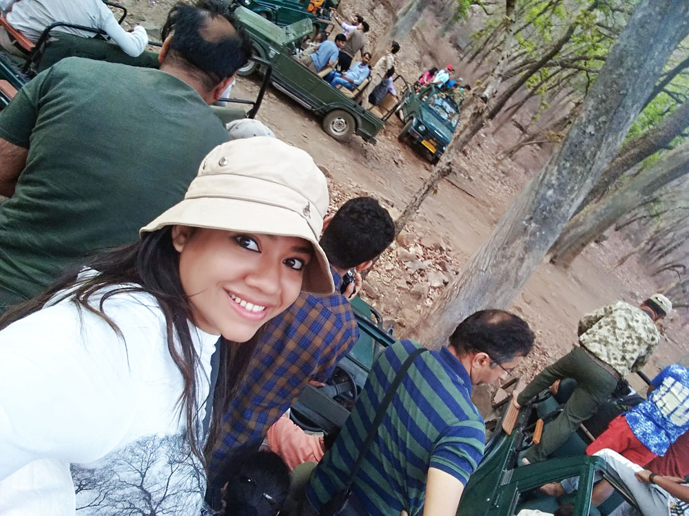 Ranthambore National Park 3