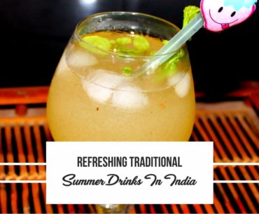 Refreshing Traditional Summer Drinks In India Cover