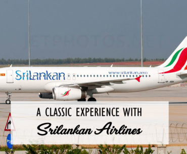 Srilankan Airlines Cover