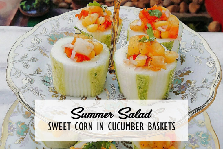 Summer Salad Cover