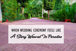 Wedding Ceremony Cover