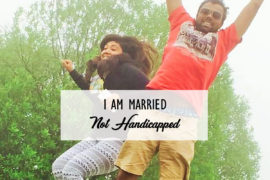 I Am Married Crazywanderer Cover