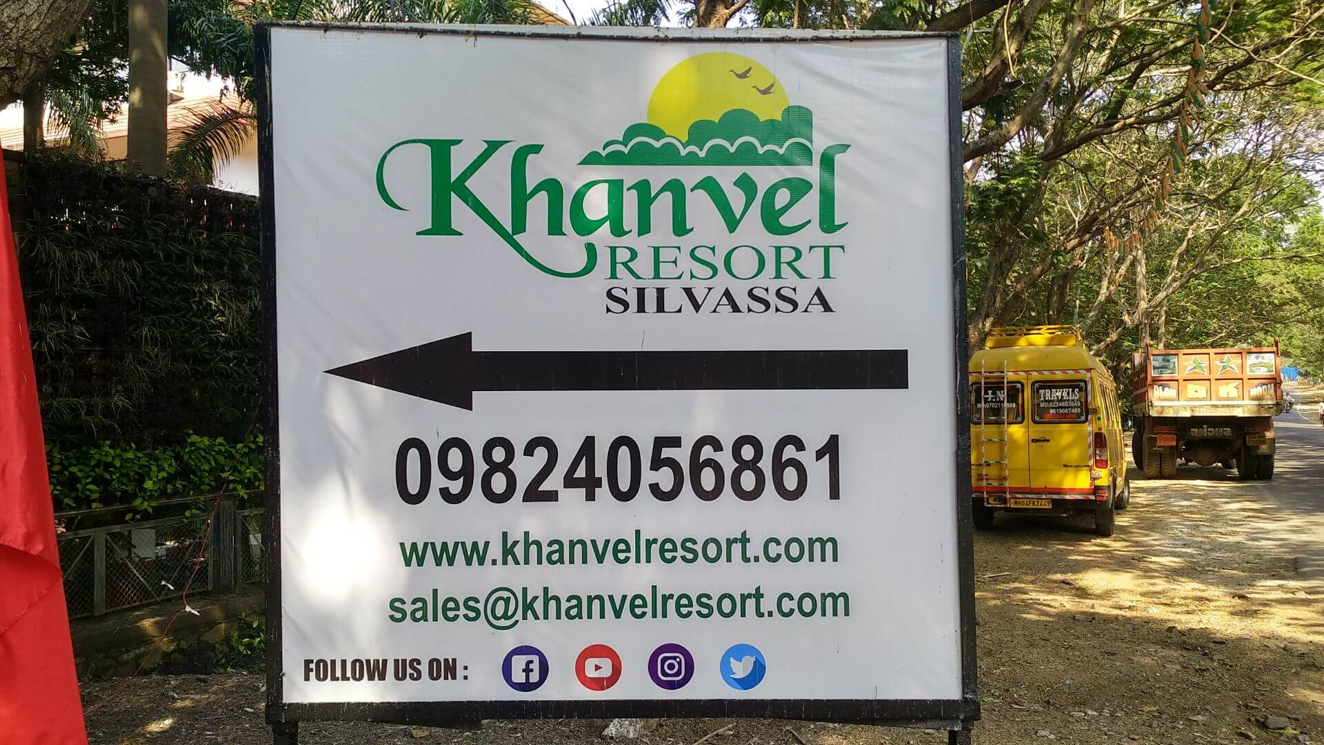 Khanvel Resort 6