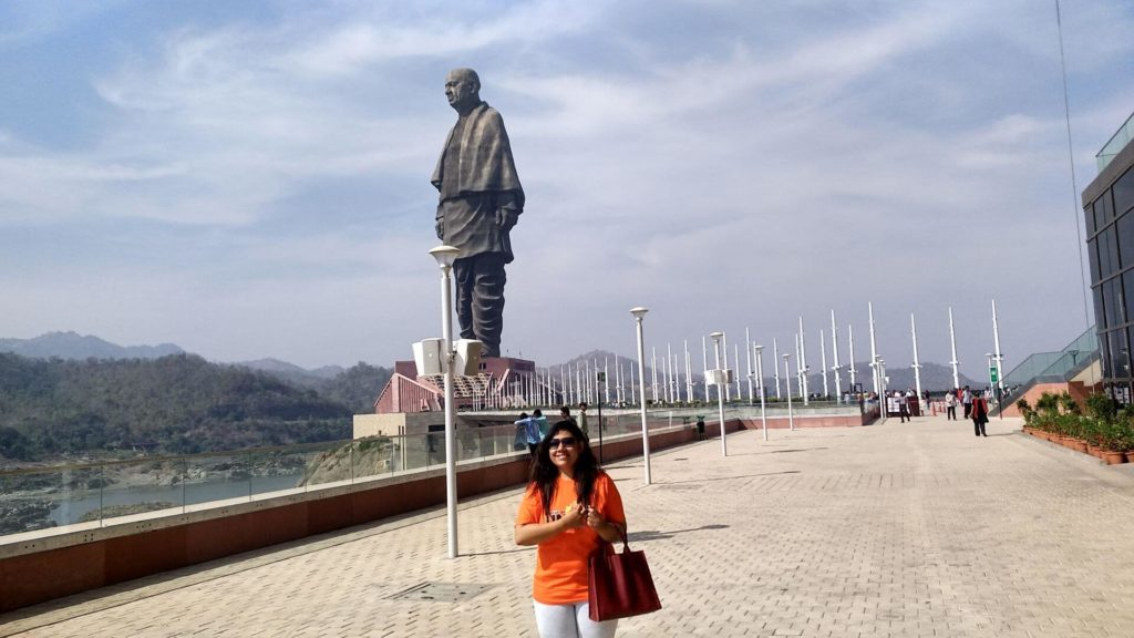 Statue Of Unity 4