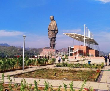 Statue Of Unity Cover